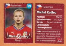 Czech Republic Michal Kadlec